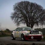 CLÀSSICS:  Maes-Périn (Porsche) guanyen el 4t Rally Catalunya Històric 2020