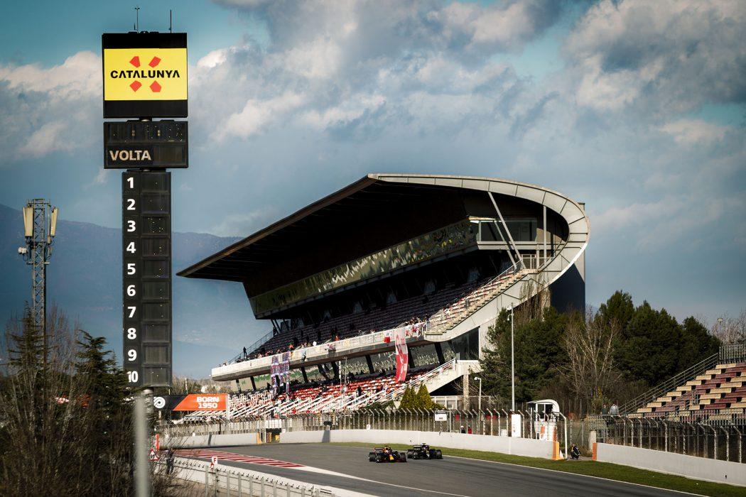 F1 Testing Days Circuit BCN CAtalunya
