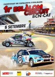 CATALUNYA: I Slàlom Circuit Barcelona – Catalunya
