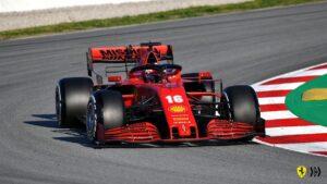FÓRMULA 1: Ferrari es queda sense goma