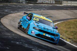 WTCR: Ehrlacher s'emporta la segona cursa a Nürburgring Nordschleife