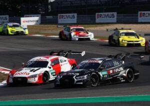 DTM: Audi campió de marques, Müller intractable en la segona cursa a Nürburgring