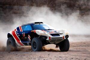 RAID: Hansen i Munnings faran equip a l'Extreme E amb Andretti United