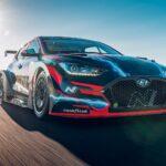 TURISMES: Hyundai ja disposa del  nou Veloster ETCR