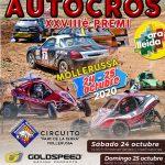 AUTOCROSS: Mollerussa epicentre del motor a Catalunya aquest cap de setmana