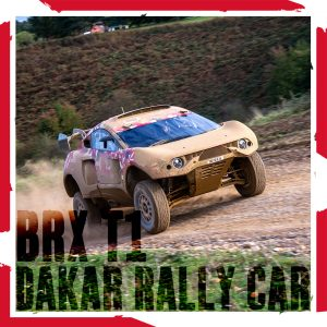 RAIDS: Loeb i Roma ja han provat el BRX T1