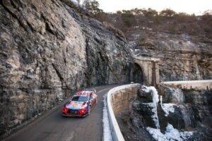 WRC: La tempesta Àlex altera el recorregut del Monte-Carlo 2021