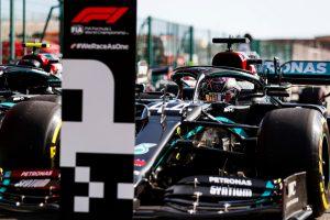FÓRMULA 1: Hamilton marca la diferència per aconseguir la Pole al GP de Portugal 2020