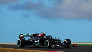 FÓRMULA 1: Lliures 1 del GP de Portugal: Mercedes per davant inclús en mode explorador