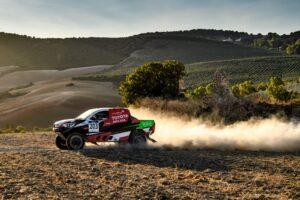RAIDS: Primera etapa del Ral·li d'Andalusia 2020: Al Rahji guanya i Sainz és segon