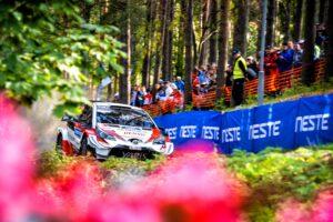 WRC: El Ral·li de Finlàndia perd a Neste, el seu principal patrocinador
