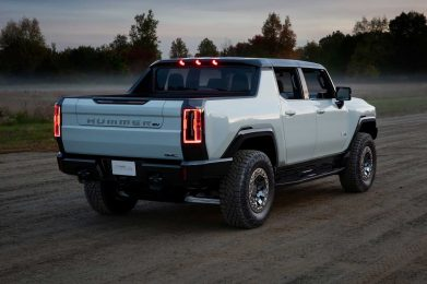 gmc hummer electric