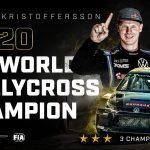 RAL·LICROSS: Nürburgring cancel·lat, Kristoffersson campió 2020
