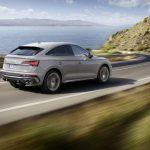 Audi SQ5 Sportback TDI, més esportivitat