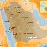 DAKAR 2021: Itinerari etapa a etapa