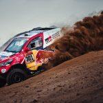 DAKAR 2021: Nasser i Toyota colpegen primer en l'etapa pròleg