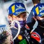 WRC: Neuville – Gilsoul es divorcien després de més de 10 any de relació