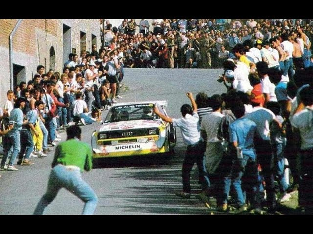 Group B – The Age of the Supercar