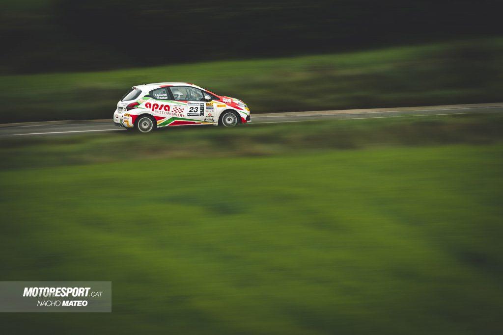 Rally_valls_2021_ volant racc aymerich
